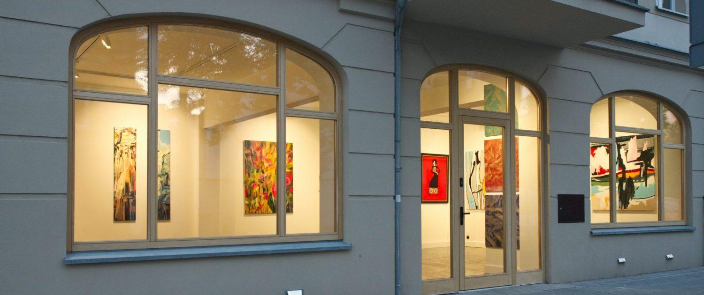 VINCI ART GALLERY POZNAŃ for. Maciej Kielan